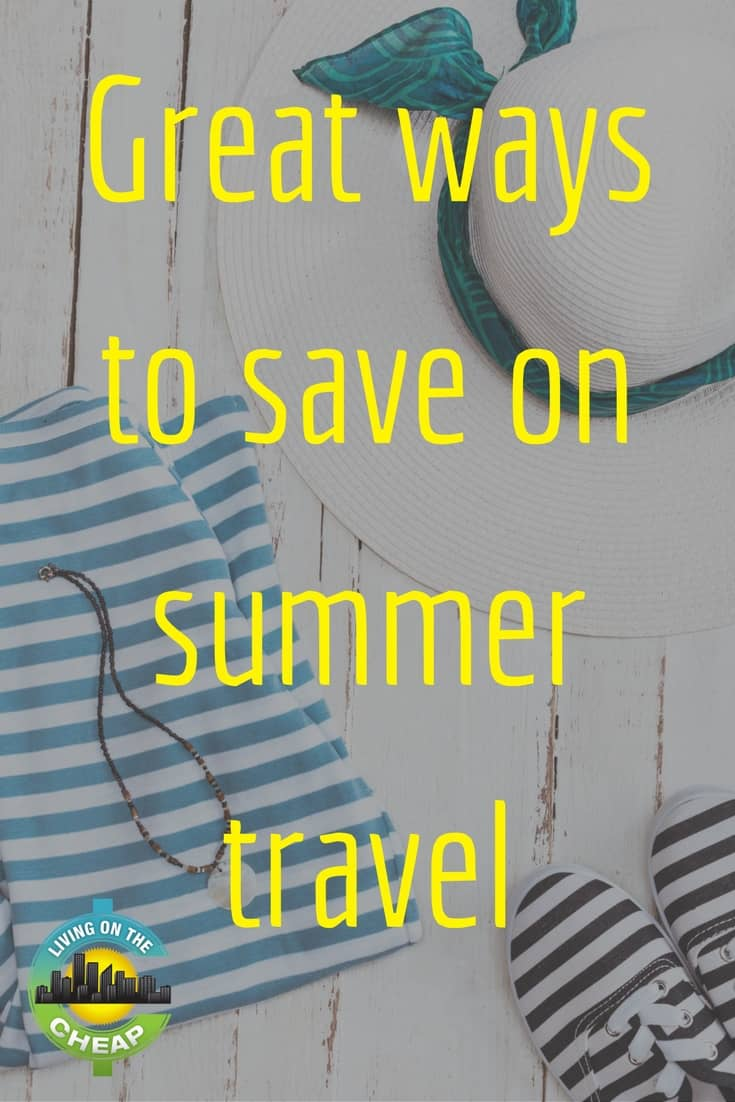 Summer is a great time to travel. Not only are the kids out of school, you don't have to worry about bad weather getting in the way of your carefully laid plans. If you haven't planned that summer vacation yet, get to it. Here are five tips that can help you make the most of your travel budget. #travel #savemoney #moneysavingtips