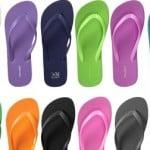 Wear flip-flops, get free Sunshine Smoothie at Tropical Smoothie Cafe