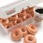 Get free doughnut at Krispy Kreme from June 1 to 5
