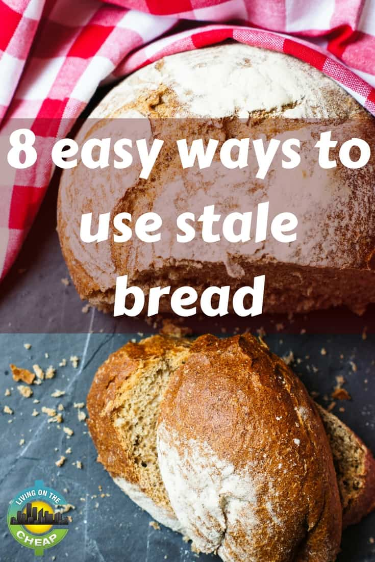 Don't toss out that stale French bread, croissant, biscuit or even common sandwich bread that has seen better days. As long as it's not moldy, there are lots of ways to use stale bread. You may find some of them so tasty that you'll be scrounging through the bakery to buy the day-old stuff (at half price or less, of course).