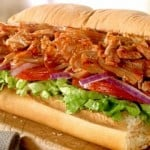 Subway: Get two Footlong subs for $5 each