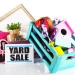 Great tips for a successful garage sale