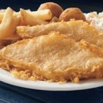 All-you-can-eat fish or chicken for $7.99 at Long John Silver's