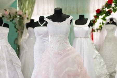 a9723087890 The cost of the average wedding dress in 2018 was  1