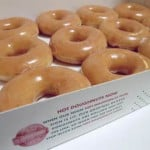 Krispy Kreme: Get dozen Original Glazed doughnuts for $1
