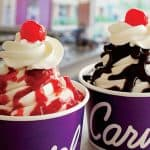 Carvel Ice Cream: BOGO sundae every Wednesday