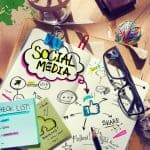 Save money using social media