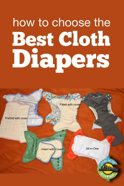 Cloth diapers have come a long way since your mother or grandmother used them.Ifyou've decided to use cloth diapers for financial or environmental reasons, you have seen that there are dozens of types of diapers, materials and fasteners available. If you ask 100 people what the best cloth diaper is, you'll get about 80 different answers. Don't invest in a full stash until you try them out and decide which diapers you (and your baby) like.