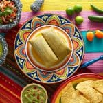 Make homemade tamales and fun crafts for Cinco de Mayo