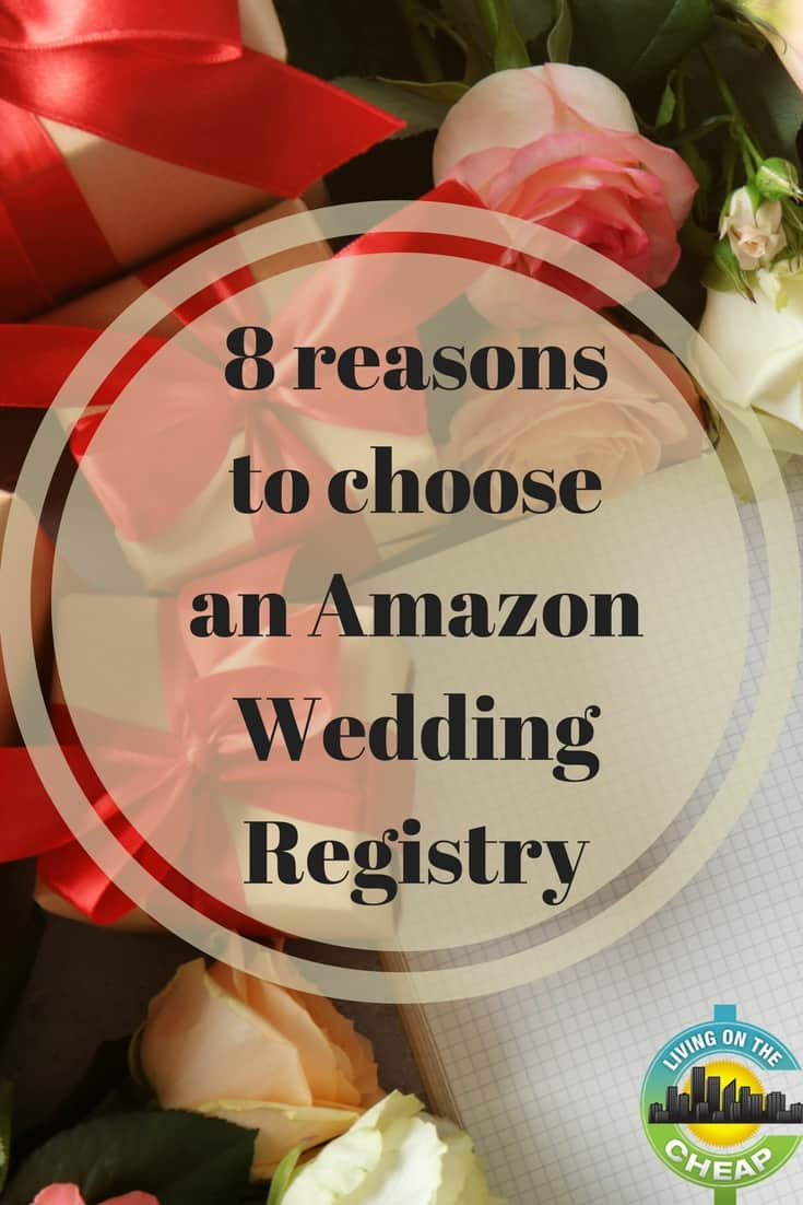 Getting engaged and planning a wedding often means that a friend or family member will offer to throw you a bridal shower, and Amazon Wedding Registry will make the gifting part easy for you and your guests. #amazon #weddingregsitry #wedding