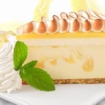 Half-price slices at The Cheesecake Factory on July 30