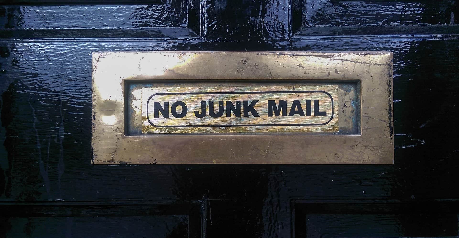 What is the correct address for the Mail Preference Service?