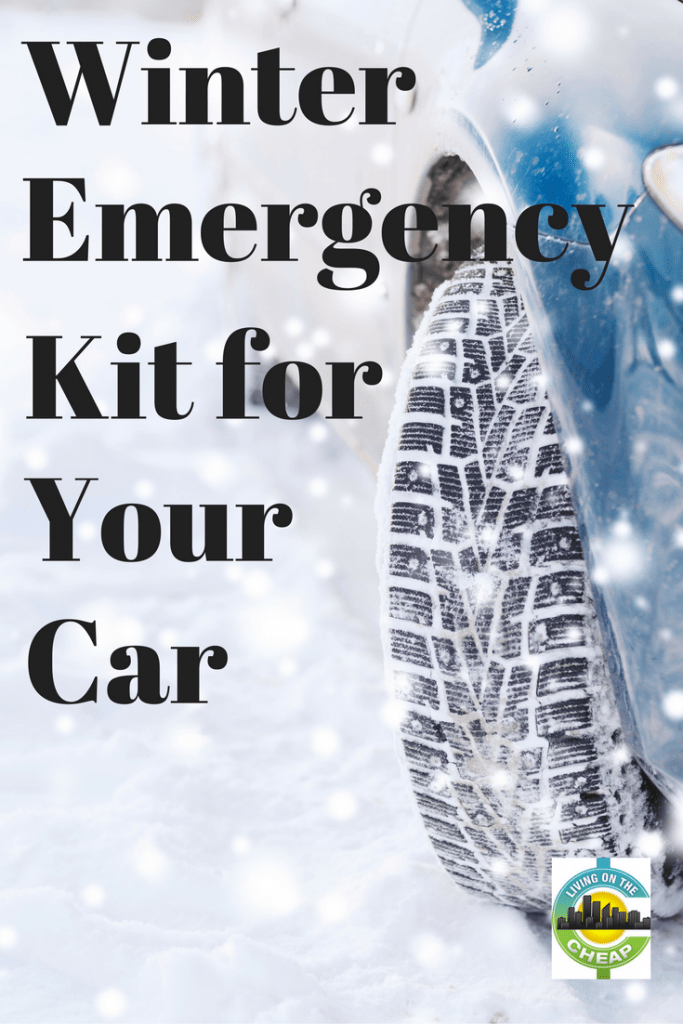 Cooler weather has started to spread across the United States, and snow isn't far behind for many states, if you haven't seen it already.  As you start to pull out your winter gear (or light jackets for those in warmer climates), it's a good time to make sure your car is stocked with a few things you may need in an emergency or during extreme weather, especially if you have any holiday travel planned.