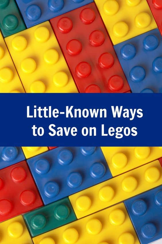 Legos are great toys for kids of all ages, but they can get pricey, lucky for you we've dug up these little known ways to help you save money on legos. Check them out! #moneysavingtips #kidstoys #legos