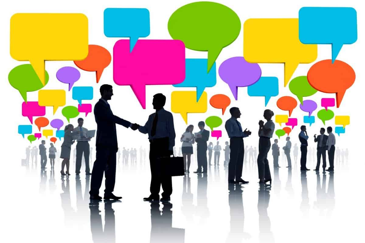 Networking on social media sites can help enhance your career