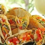Endless chicken and beef tacos for $8.99 at On The Border