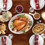 Restaurants open on Thanksgiving 2020