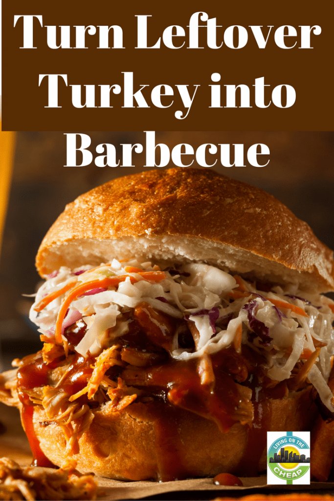 No matter how delicious a holiday turkey is, after a day or two, eating leftovers gets old. Instead, why not try something different? Turn that leftover turkey into a dish that's a surefire hit at a New Year's Eve party — or even a Superbowl Party. This recipe costs practically nothing, since you already have the turkey.