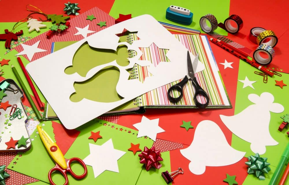 7 cool things to do with used christmas cards  living on