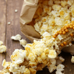 Make your own cheap and healthy microwave popcorn
