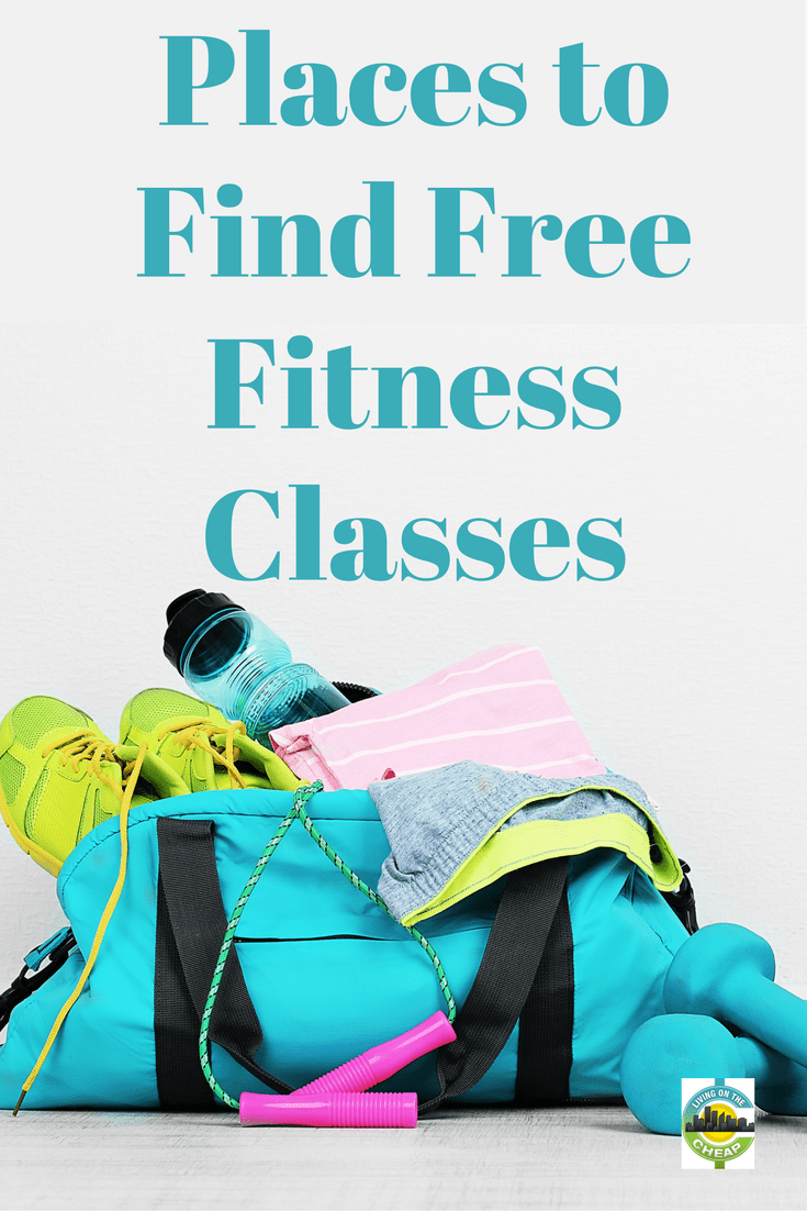 Gyms are awesome and yoga studios are calming, but they can be really expensive. Some gyms even charge another few dollars for classes on top of membership fees.Staying fit is a money saver, but it can cost a lot to keep it up. Check out this post on how to find free fitness classes! #gethealthy #fitnessclasses