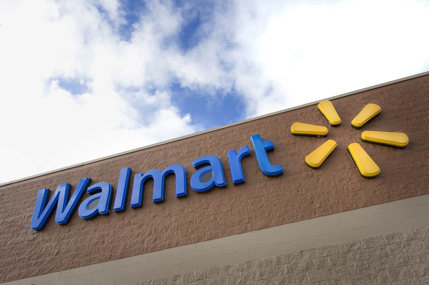 Cheaper at Walmart - Photo of Walmart Supercenter logo