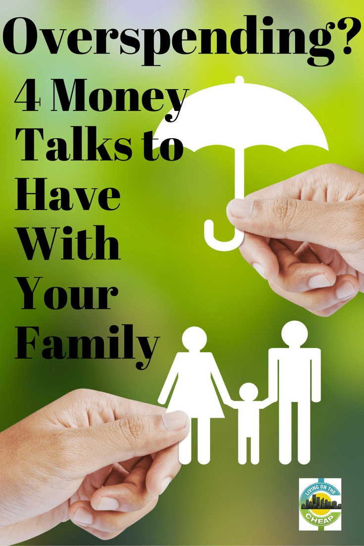Finances are a family affair, and there's no better time than the New Year to take stock of your spending and saving. Call a family meeting and start working together to spend wiser, save more and work toward financial goals together. Here are some conversation starters. #moneytips #personalfinance #moneytalk