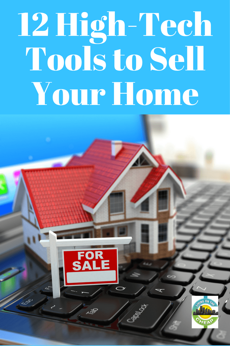 As the housing market has improved, so has another aspect of real estate: the tech tools available to help you sell your home. Check out this post to learn about 12 tech tools to sell your home. #realestatetips #sellyourhome #newtech