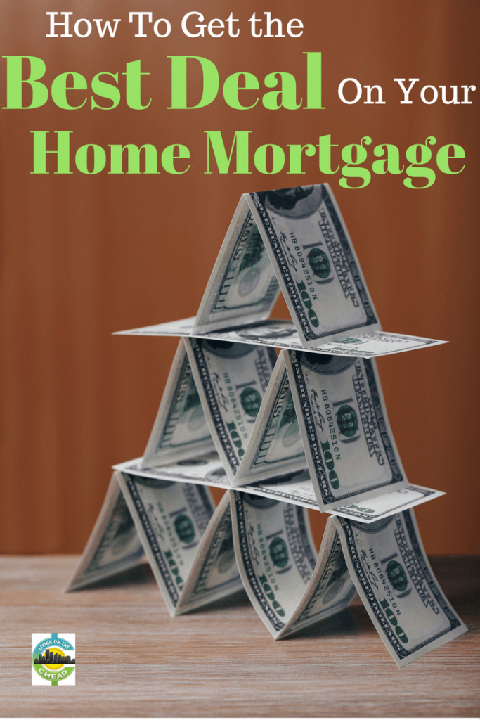 Most people will need a mortgage to buy a home. That means that not only do you need to shop for a home, you need to shop for a home loan. Finding the best deal on a mortgage can be a challenge because fees and rates change daily, sometimes more than once a day. You can save a lot of money by shopping around, learn how in this post. #mortgage #buyingahome #realestate #house #buyingahouse #homemortgage