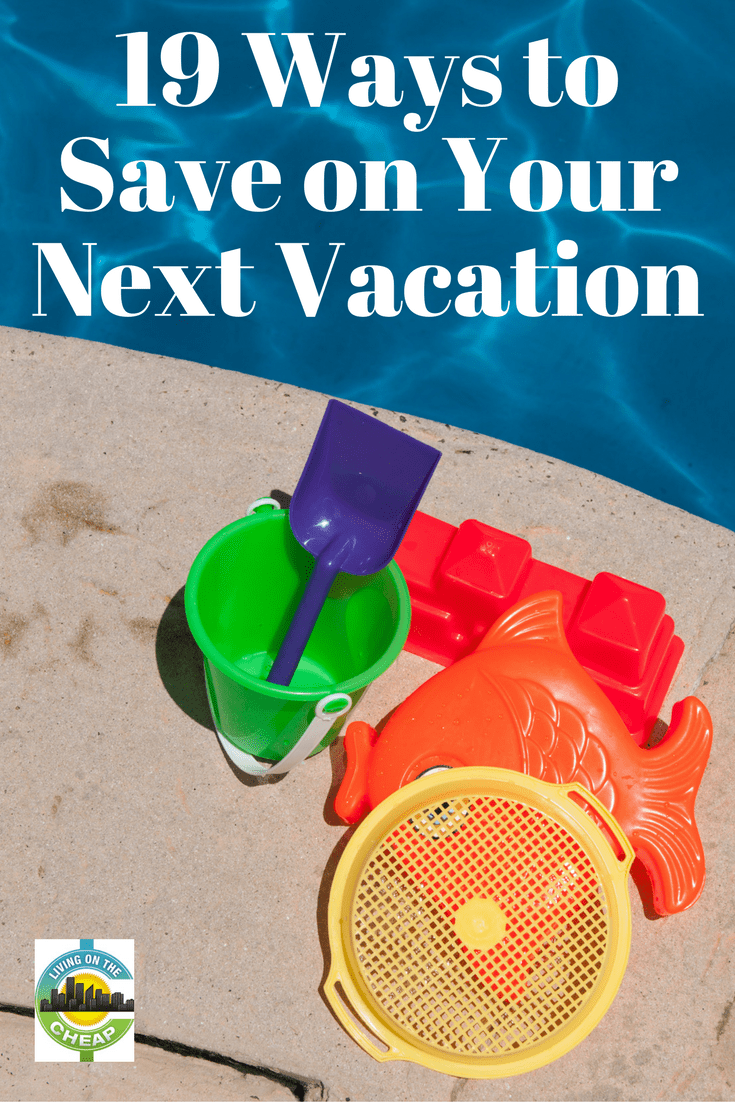 Planning a vacation? If you're anything like us, you're probably looking for ways to have a great time without spending a fortune. These tips will help you do just that. #moneysavingtips #budgettravel #savemoney #frugalliving