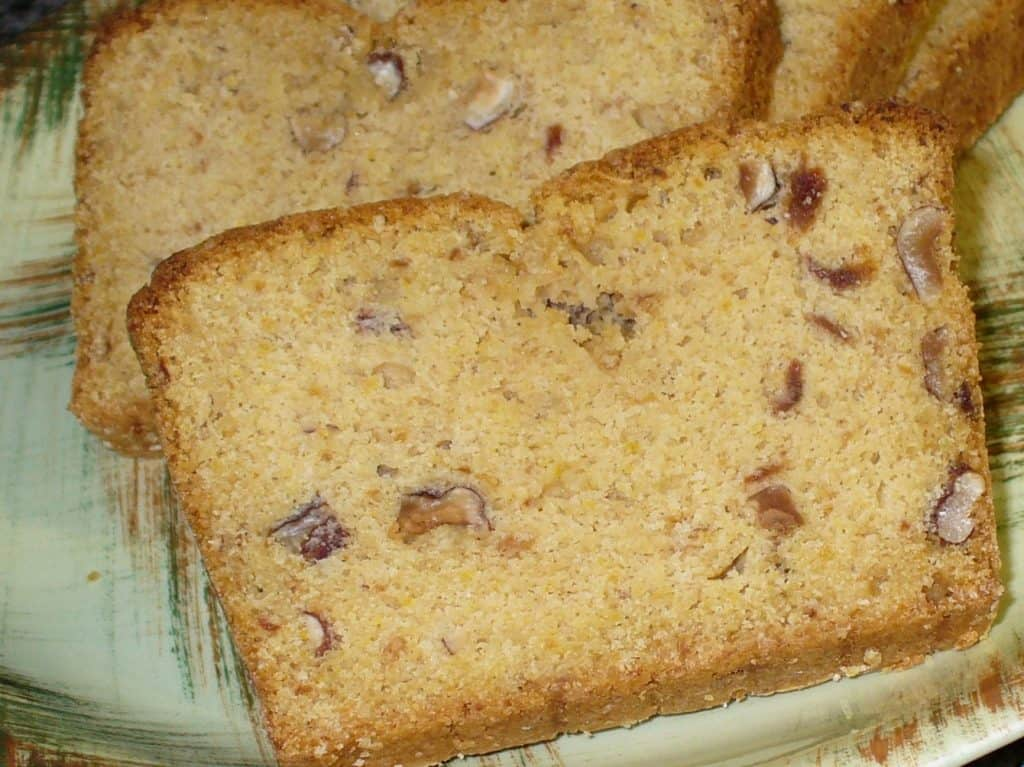 Banana nut bread photo by Carole Cancler