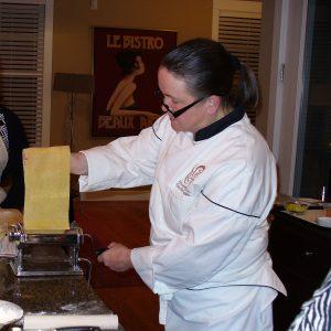 carole-teaching-pasta-making