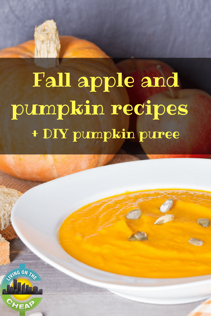 If you've ever contemplated how to create your own pumpkin puree (or even if you haven't), you'll never believe how easy it is. I'll give you the simple step by step ingredients along with pictures along the way. #DIY #pumpkin #pumpkinpuree