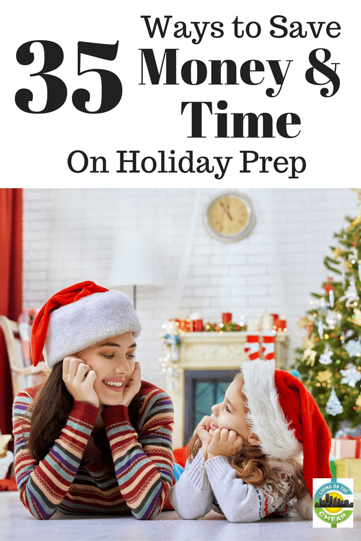 The holidays are approaching, and everyone you know is searching for the best deals on gifts and trying to figure out how to avoid the stress that comes this time of year. If you want to enjoy more time and worry less about spending too much, check out these ideas to help you do both. #moneysavingtips #holidayfun