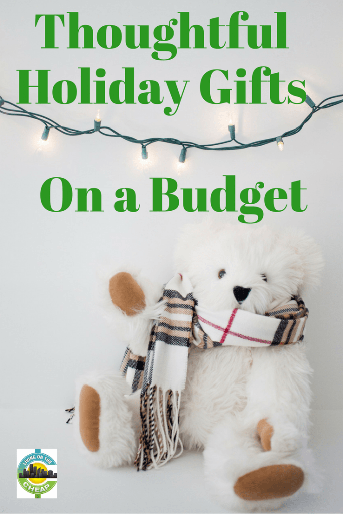 "Holiday shopping can make you feel as if the ""reason for the season"" is emptying your wallet, but it doesn't have to be that way. Here are some of my best shopping and giving tips to help you save money this holiday season while letting your friends and family know you care."