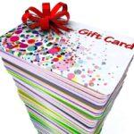 60+ gift card bonus offers