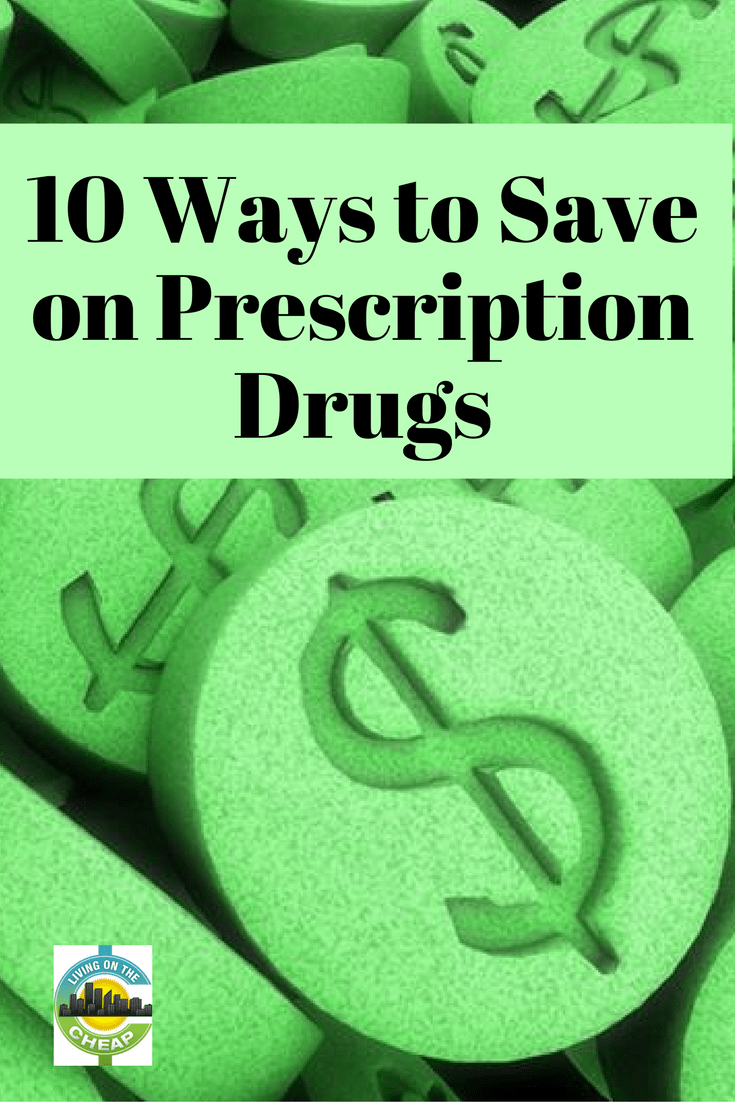 Whether you need a prescription filled immediately for a sudden bout of the flu or you take drugs for a chronic condition, you can still find ways to save on prescriptions. Here are a few tips... #moneysavingtips #savemoney #prescriptions #healthcare