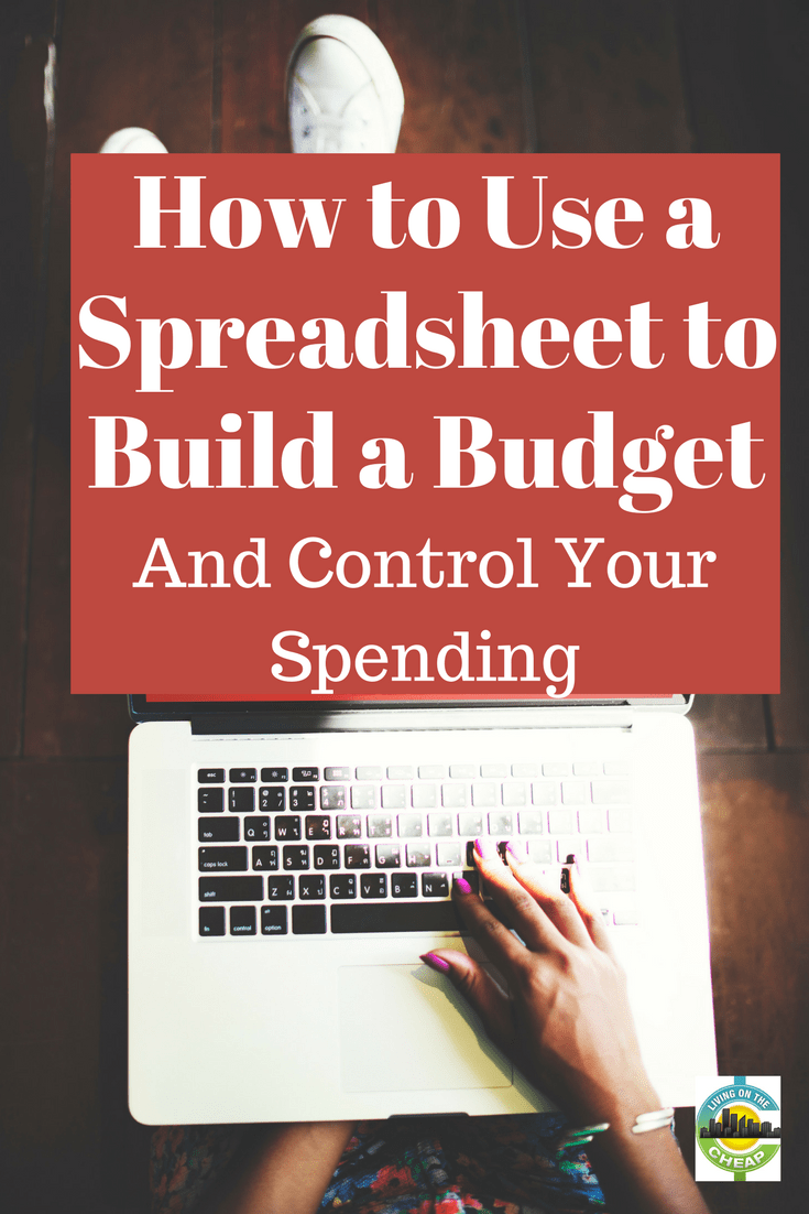 Budgeting used to involve a paper, pen, and hours of work hunched over receipts and bank statements, but those days are long gone. Thanks to modern spreadsheet programs, you can make a do-it-yourself budget in just a few minutes. Whether you are new to personal finance management or a long-time veteran looking to improve your budget, check out this post to build your budget spreadsheet to help you conquer your spending once and for all. #budgetspreadsheet #budgeting #budgettips