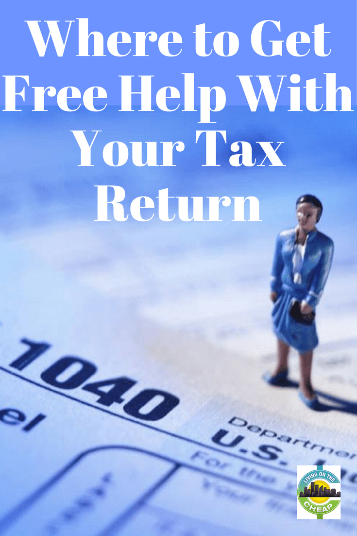 Where to Get Free Help With Your Tax Return