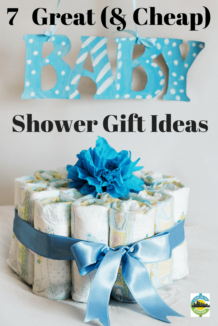 If you have lots of friends and family members having babies, you've probably realized that the cost of baby shower gifts can quickly add up. However, baby gifts don't necessarily have to break the bank. Here are seven such great (and cheap) baby shower gifts to consider if you're on a budget. #babygifts #moneysavingtips #babyshower #babyshowergifts #cheapgifts #giftguide
