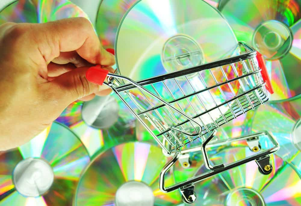 How to profit from your old CD and DVD collections ...