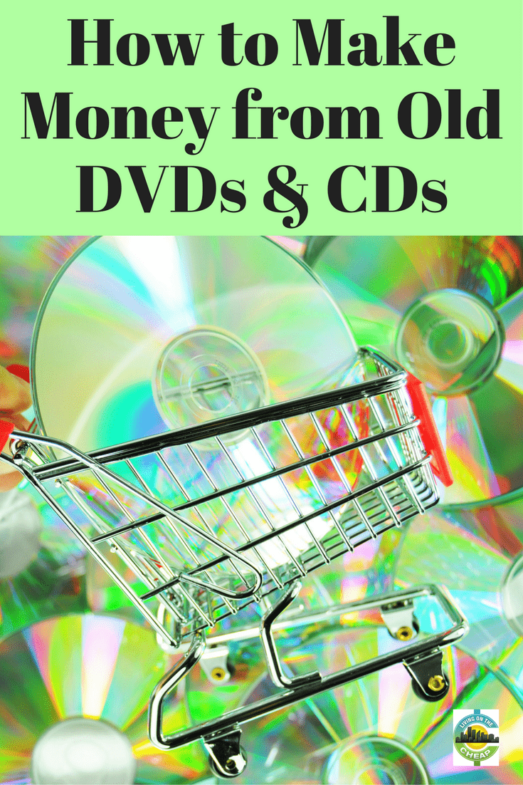 It doesn't seem like long ago that spending thousands of dollars on a DVDs and CD collection made a lot of sense. But with today's options for online streaming and on-demand content, the need for physical media has gone by the wayside. Check out this post for options to cash in on your old, dusty collections of movies and music.