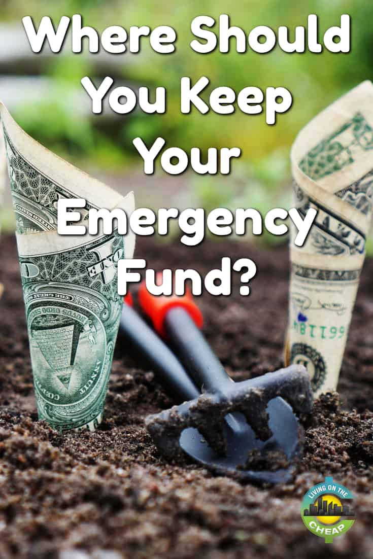 When you start paying attention to your finances, one of the first things you'll want to do is start an emergency fund. Whether you need to pay for a $1,000 car repair or you need to supplement your income after a job loss, your emergency fund can prevent financial ruin.    But where should you keep the money in your emergency fund? Here are some ideas for managing your emergency savings #moneytips #emergencyfund