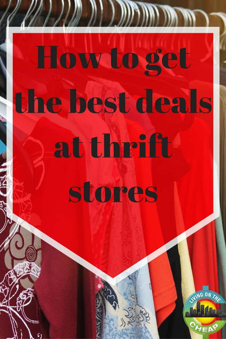 Thrift store shopping has long been a necessity for those with limited resources, but these days it's embraced by people of all economic levels. Here are some tips to get started!