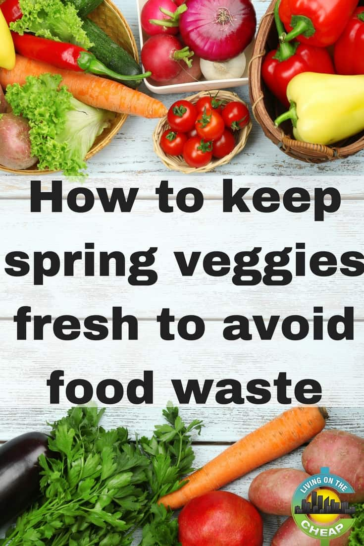 Listed in this post are storage recommendations for popular seasonal vegetables. As a general rule, locally grown organic produce does not stay fresh as long as conventional produce.