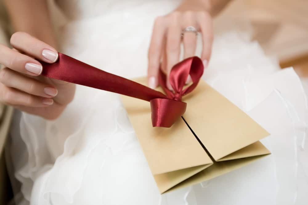 Thoughtful Wedding Gifts That Dont Cost A Fortune