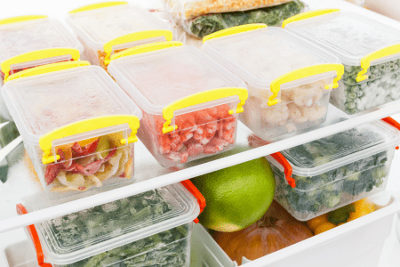 Freezer Meal Planning