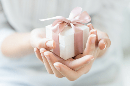Creating a gift closet has many benefits. You save money and time. And you never have to wonder what you will buy again.