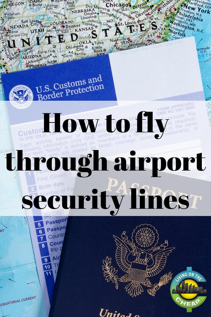 These days you don't need to be a diplomatic courier or platinum-status flyer, with a bank account to match, to travel like one. Consider TSA PreCheck or Global Entry.
