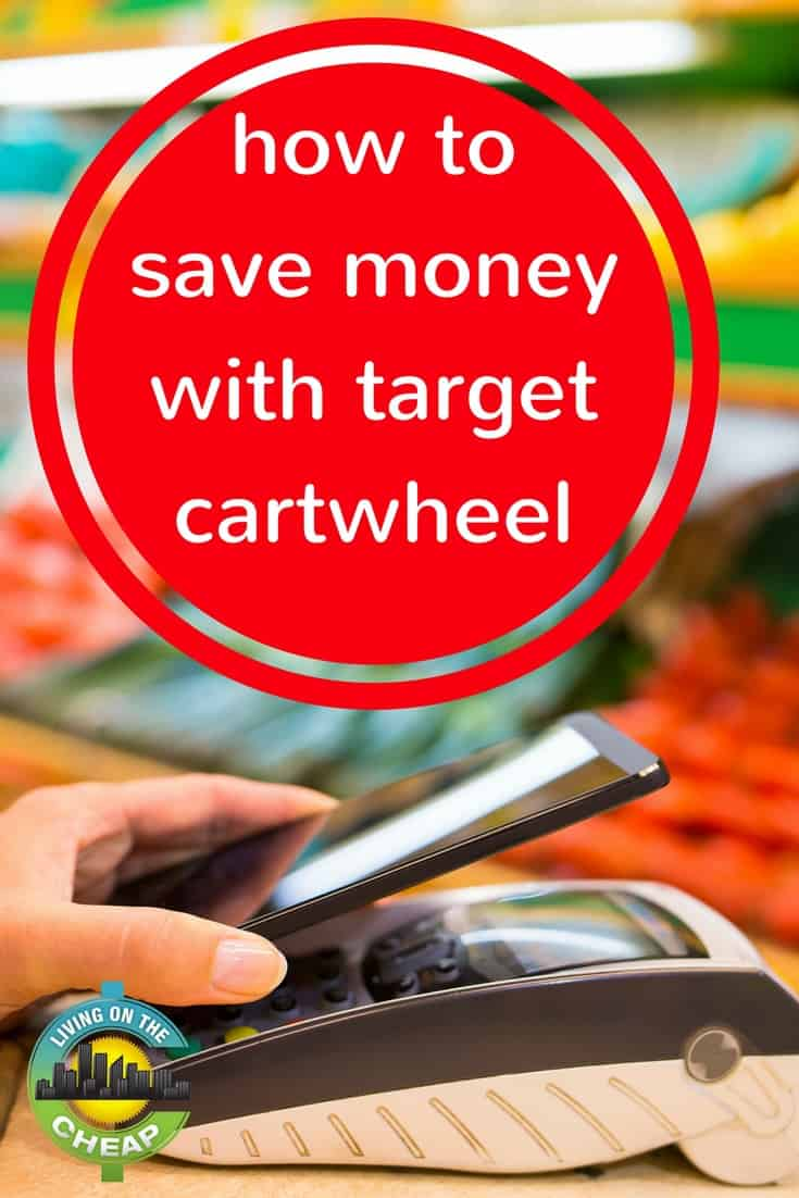 I recently started using Target Cartwheel and I find it an easy way to save money so I'm actually shopping there more when a good deal comes up.